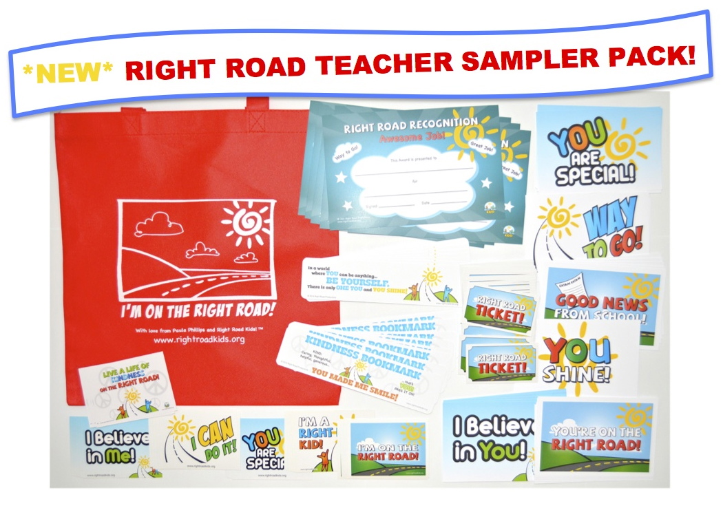 RR Teacher Sample Pack Product Picture